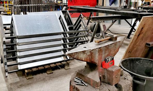 SOFIB - Atelier de métallerie et de serrurerie